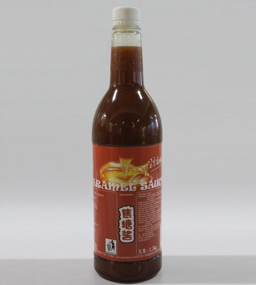 B&M焦糖酱