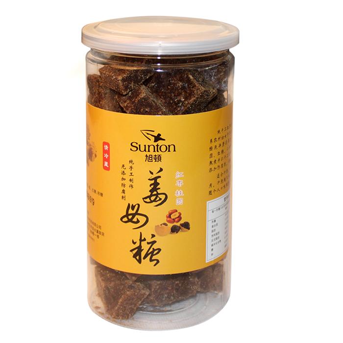 姜母糖(红枣桂圆、四物、原味)