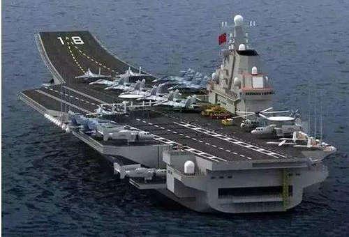 中国首艘国产航母今日海试 你关注的都在这里了!